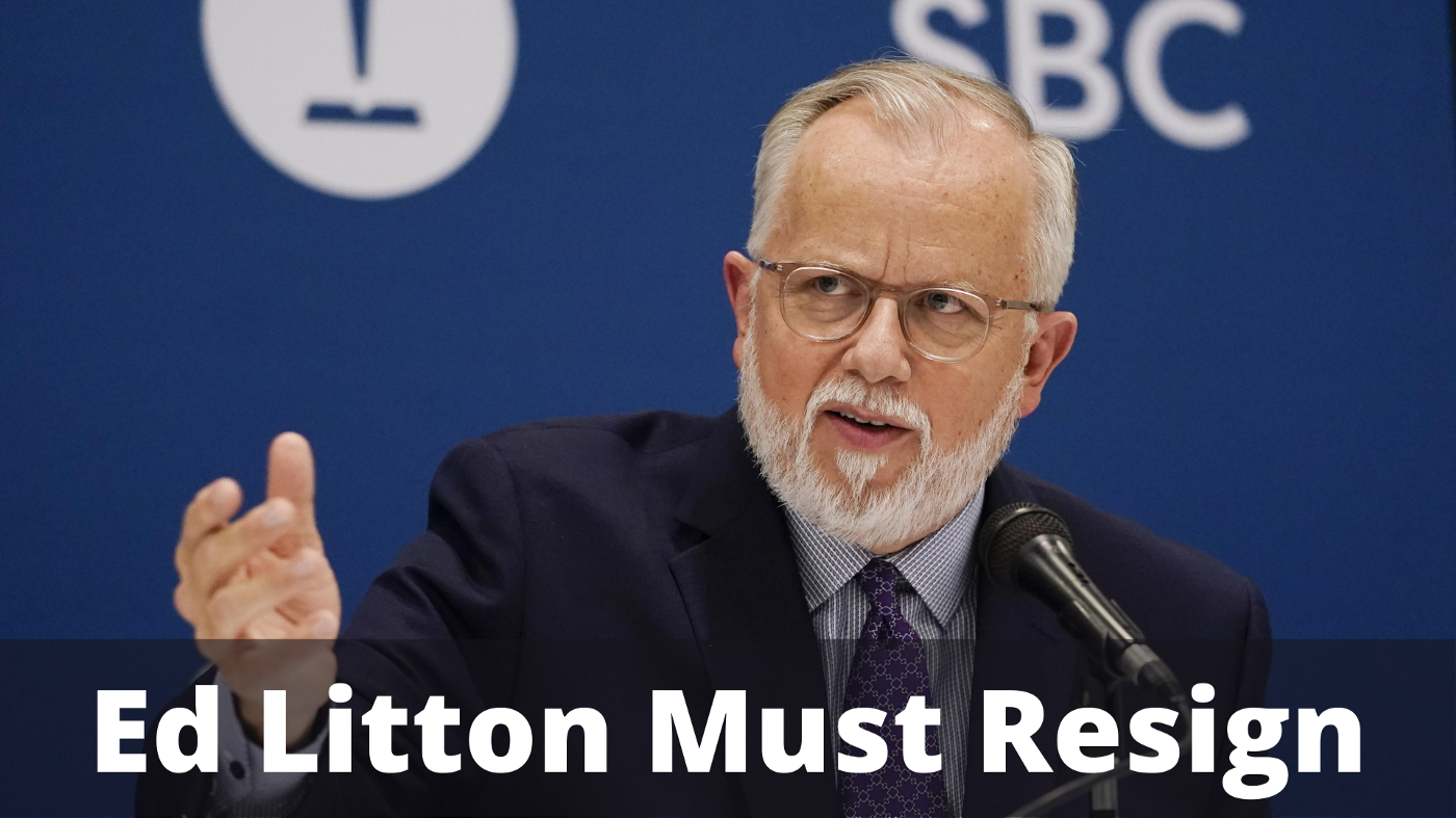 Cody Libolt Says Ed Litton Must Resign; Please Sign the Petition